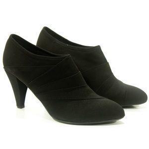 IMPO Black Booties